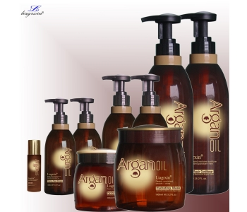 Argan oil hair shampoo conditioner