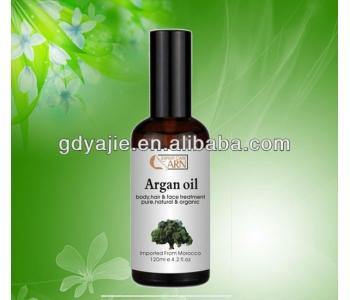100% Pure Natural Herbal Moroccan Argan Oil By Liangxin