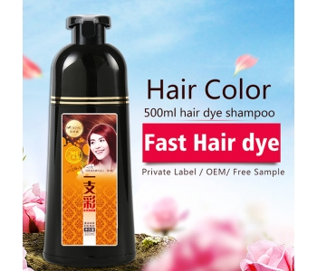 Hair Dye Shampoo For Women