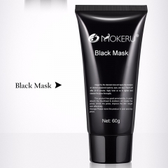 Peel off facial mask cream black mask oem dead sea salt