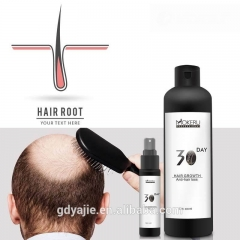 Anti-hair loss Castor oil Fast Hair growth oil for men By Liangxin